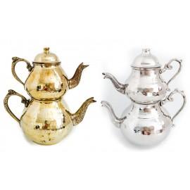 Turecké čajové konvičky velké