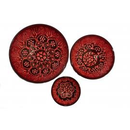 Keramická miska, průměr 12 cm