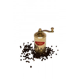 Mini rovný mlýnek Sozen na kávu, výška 7 cm