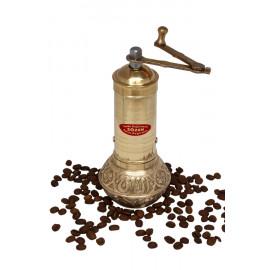 Ručně zdobený mlýnek na kávu i koření Sozen, výška 15 cm
