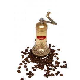 Ručně zdobený mlýnek Sozen na kávu, výška 10 cm