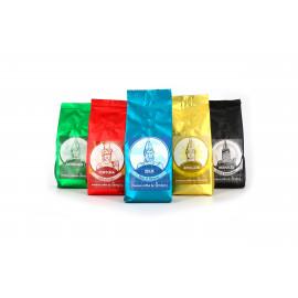 Kompletní malý balíček prémiové kávy Nemrut - zrnková