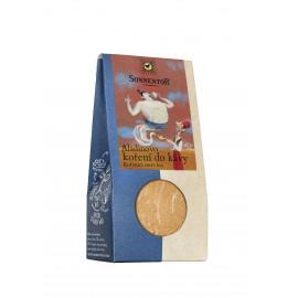 Aladinovo bio koření do kávy 25g, krabička
