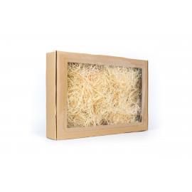 Krabice s průhledným okénkem 400x280x70 mm