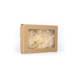 Krabice s průhledným okénkem 270x185x60 mm