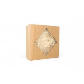 Krabice s průhledným okénkem 310x306x121 mm